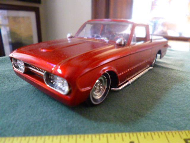 1961 Ford Ranchero - Styline kit - amt - 1/25 scale 15575910