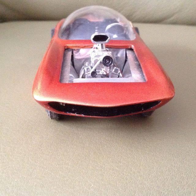 Vintage built automobile model kit survivor - Hot rod et Custom car maquettes montées anciennes - Page 3 15597610