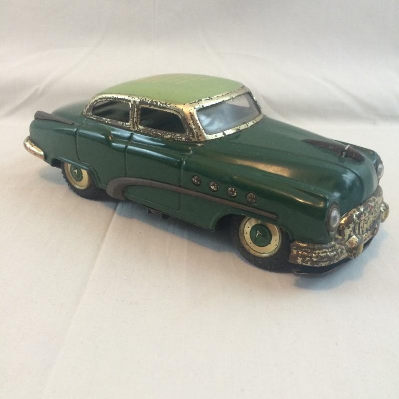 us car -  tôle - Tin Toys -  1950's & 1960's - Page 3 158