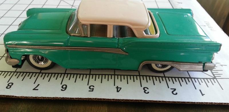 us car -  tôle - Tin Toys -  1950's & 1960's - Page 3 160