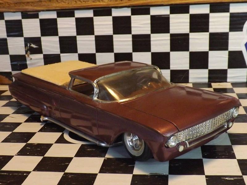 Vintage built automobile model kit survivor - Hot rod et Custom car maquettes montées anciennes - Page 3 16011410