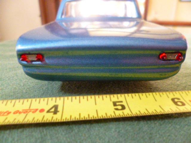 1962 Pontiac Tempest - Customizing kit - Amt 16011810