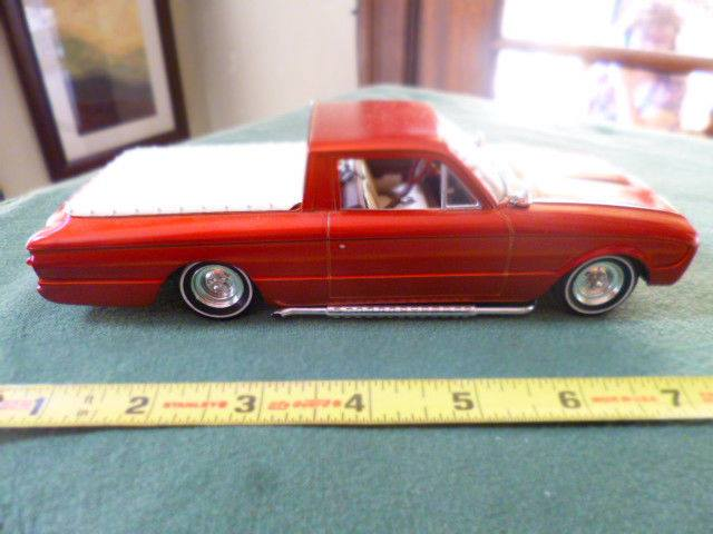1961 Ford Ranchero - Styline kit - amt - 1/25 scale 16097910