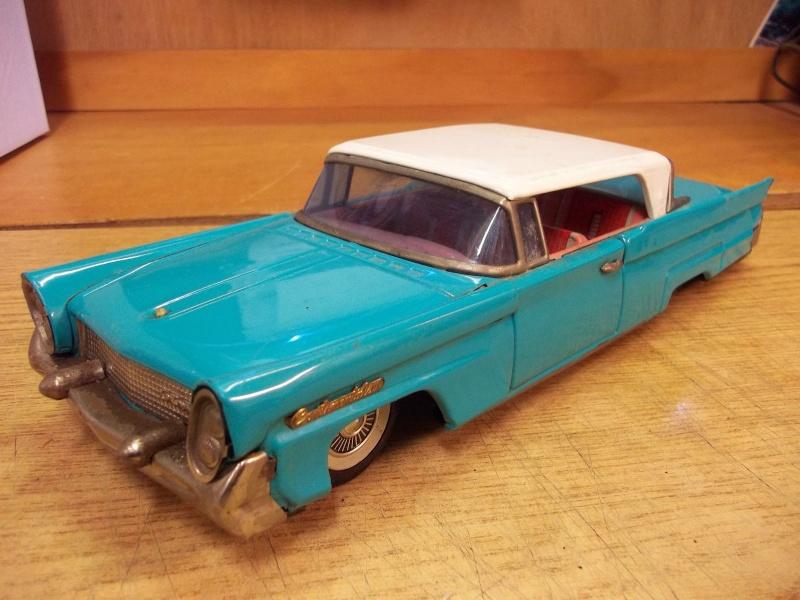 us car -  tôle - Tin Toys -  1950's & 1960's - Page 3 161