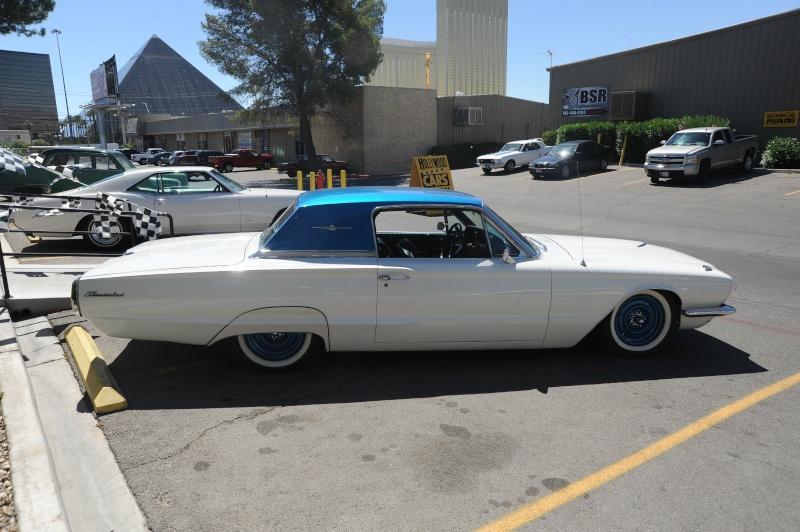Ford Thunderbird 1964- 1966 custom & mild custom 1610