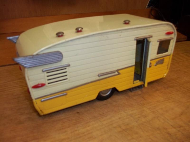 us car -  tôle - Tin Toys -  1950's & 1960's - Page 3 162