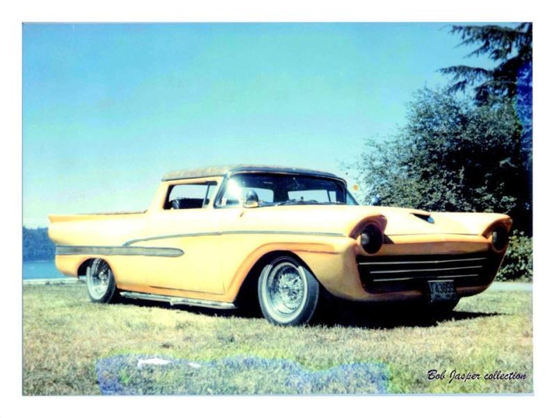 Ford 1957 & 1958 custom & mild custom  - Page 6 16220610