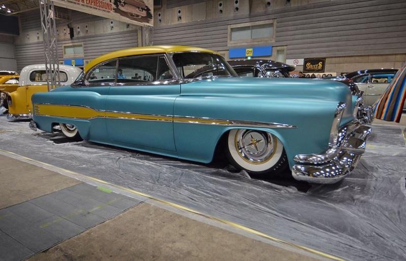Oldsmobile 1948 - 1954 custom & mild custom - Page 6 16236610