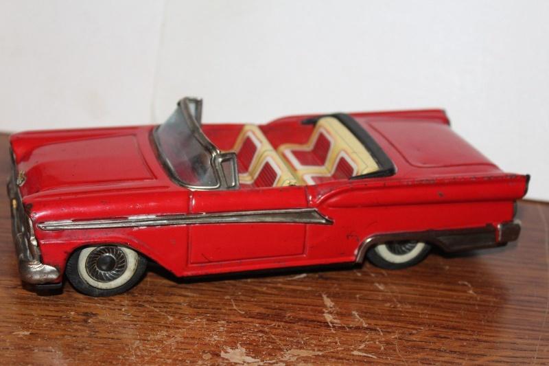 us car -  tôle - Tin Toys -  1950's & 1960's - Page 3 163