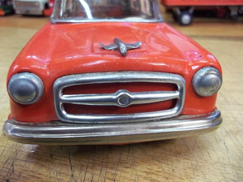 us car -  tôle - Tin Toys -  1950's & 1960's - Page 3 164