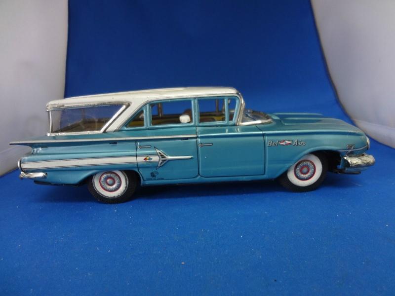 us car -  tôle - Tin Toys -  1950's & 1960's - Page 4 166