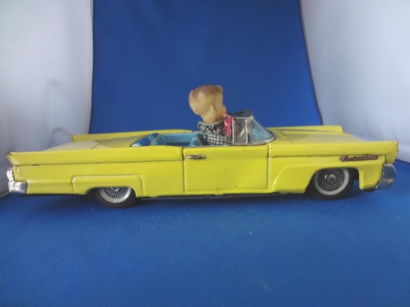 us car -  tôle - Tin Toys -  1950's & 1960's - Page 4 168