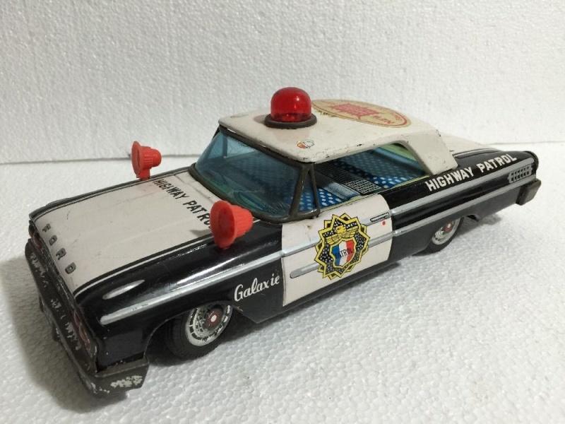 us car -  tôle - Tin Toys -  1950's & 1960's - Page 4 169