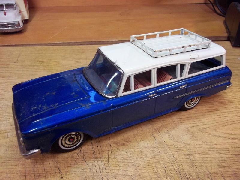 us car -  tôle - Tin Toys -  1950's & 1960's - Page 4 170