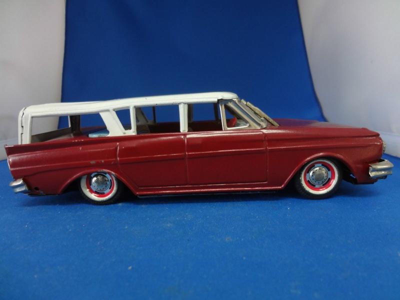 us car -  tôle - Tin Toys -  1950's & 1960's - Page 4 173