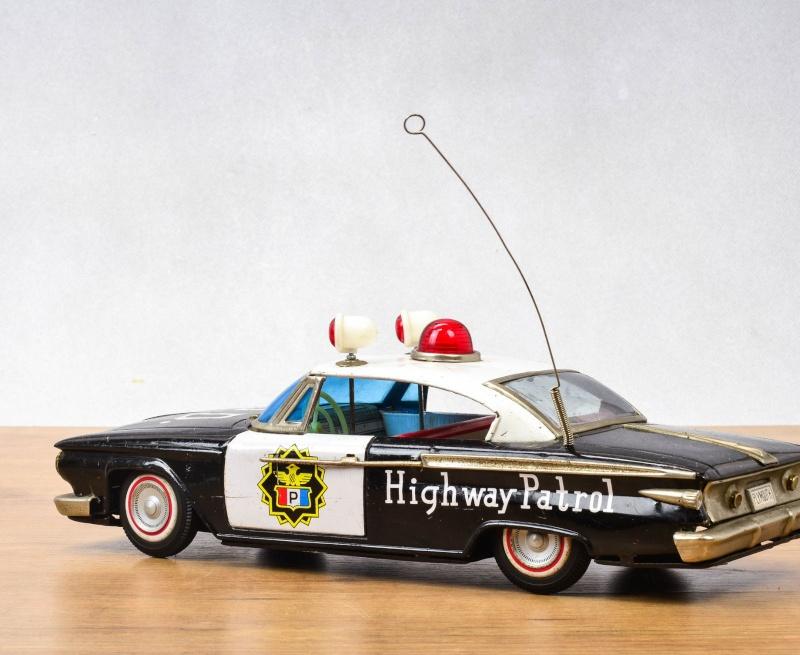 us car -  tôle - Tin Toys -  1950's & 1960's - Page 4 174