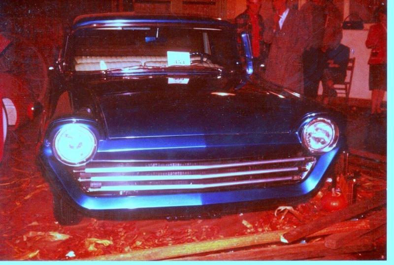 Ford 1957 & 1958 custom & mild custom  - Page 6 17435210