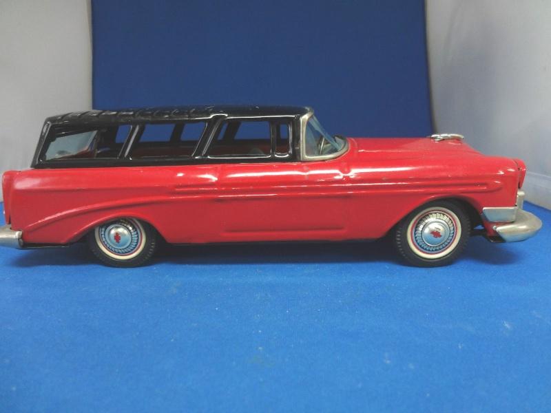 us car -  tôle - Tin Toys -  1950's & 1960's - Page 4 175