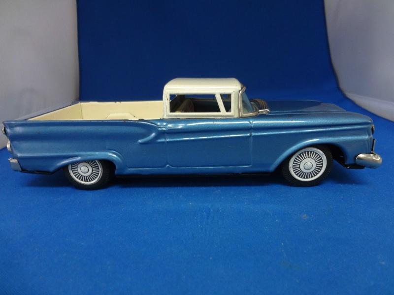 us car -  tôle - Tin Toys -  1950's & 1960's - Page 4 178