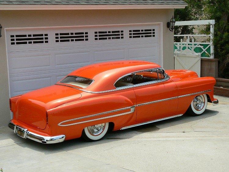 Chevy 1953 - 1954 custom & mild custom galerie - Page 12 19233710