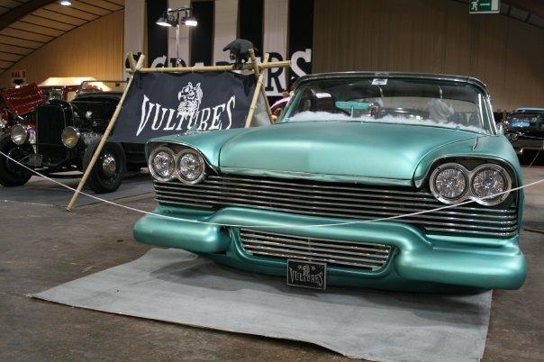 Plymouth  1957 - 1958 custom & mild custom - Page 2 19352310