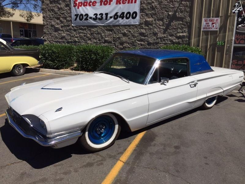 Ford Thunderbird 1964- 1966 custom & mild custom 211