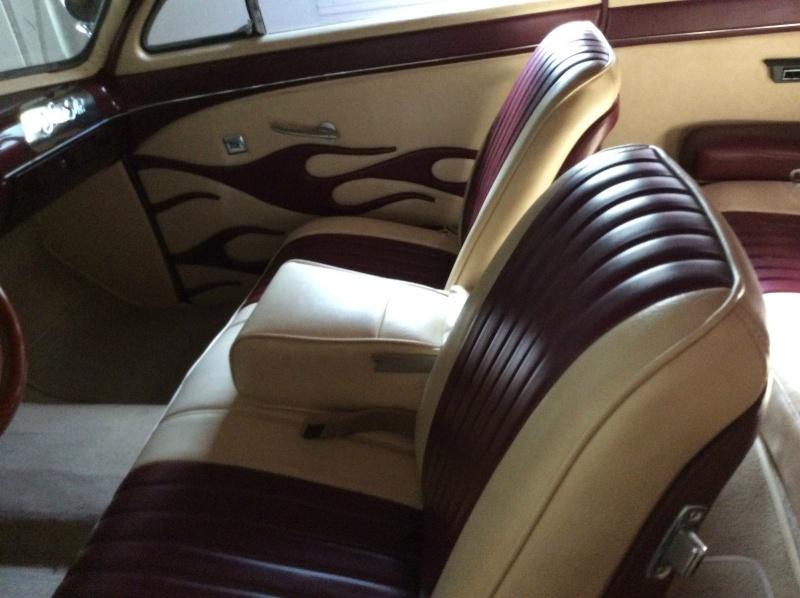 Lincoln 1949 - 1951 custom & mild custom 214