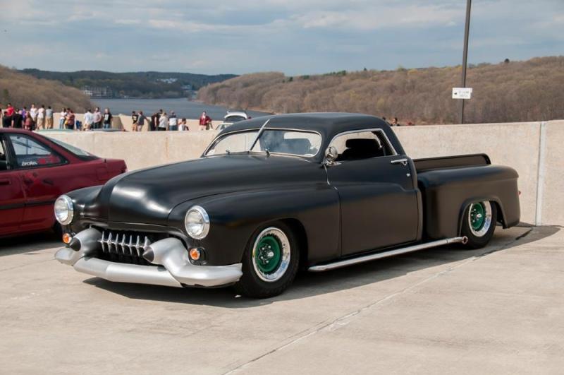 1950 Mercury pick up 215