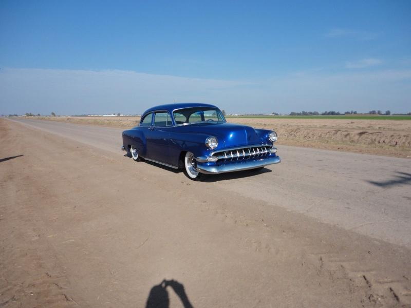 Chevy 1953 - 1954 custom & mild custom galerie - Page 12 234