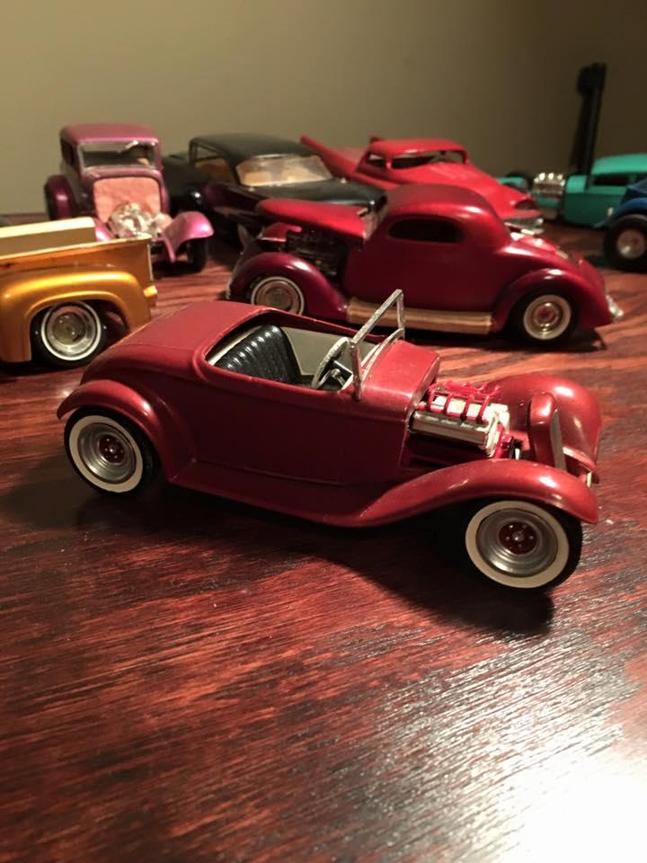 Vintage built automobile model kit survivor - Hot rod et Custom car maquettes montées anciennes - Page 4 24676110