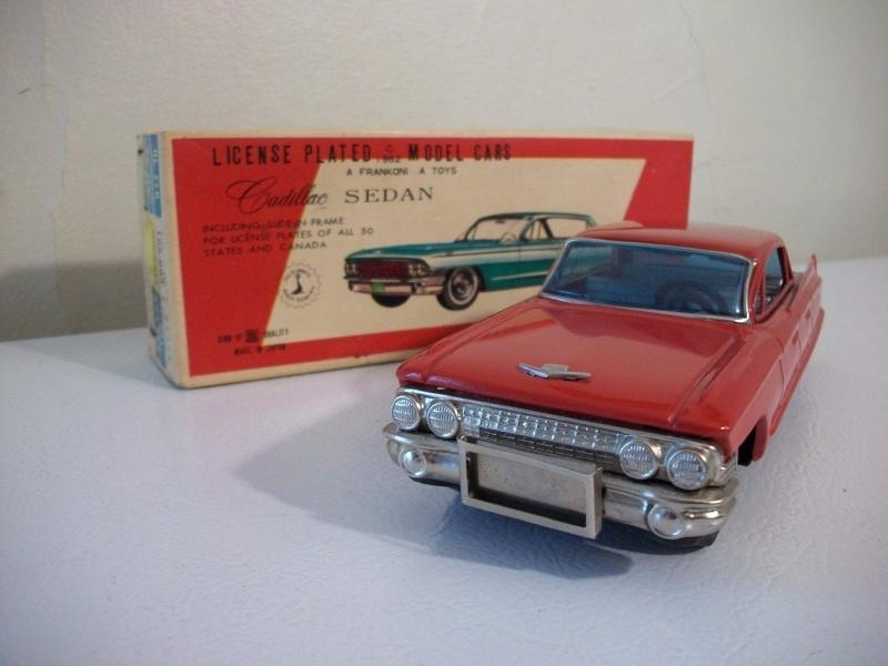 us car -  tôle - Tin Toys -  1950's & 1960's - Page 3 251