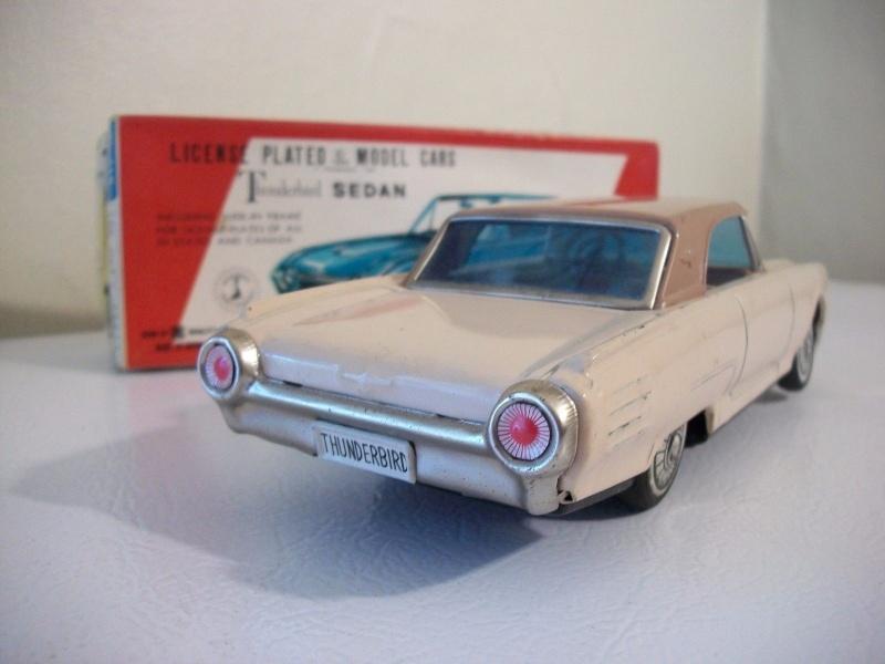 us car -  tôle - Tin Toys -  1950's & 1960's - Page 3 252