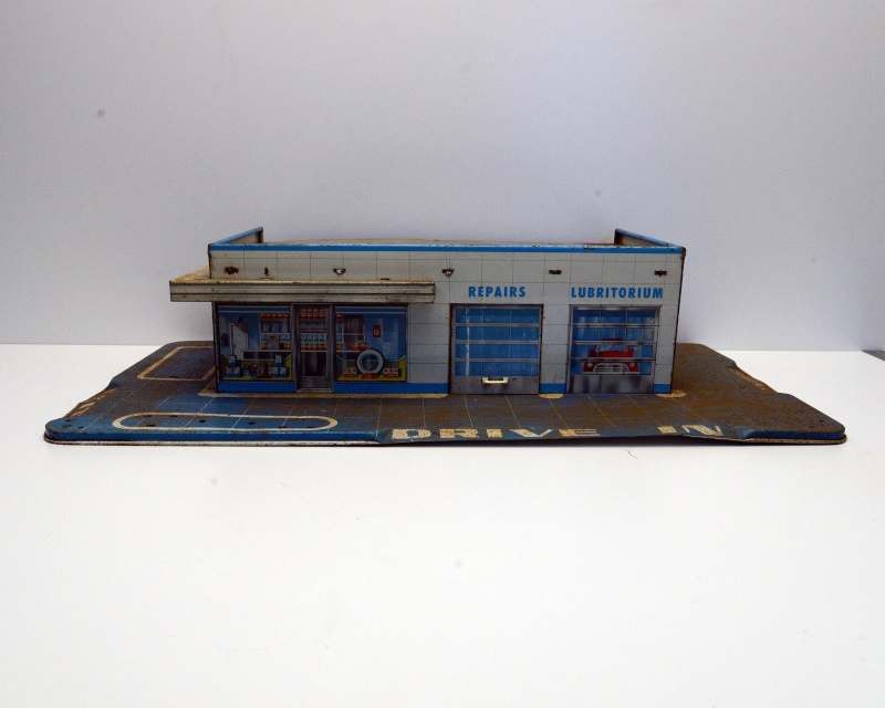 Garages jouets - Toys garage - Page 2 259