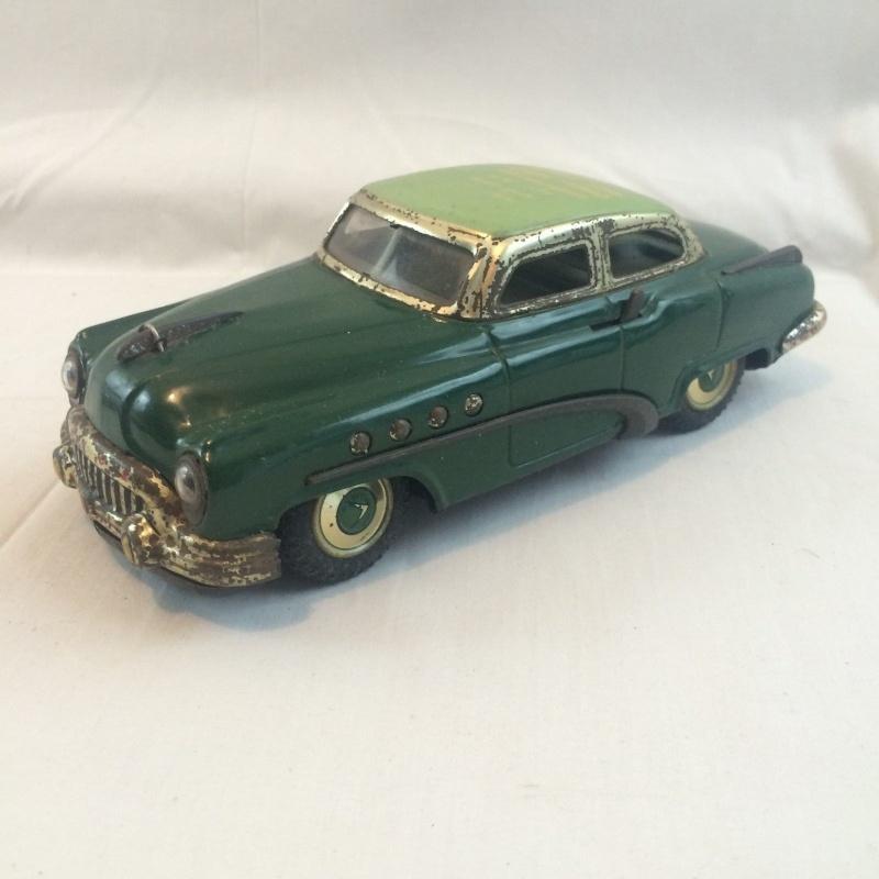 us car -  tôle - Tin Toys -  1950's & 1960's - Page 3 261