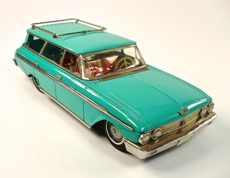 us car -  tôle - Tin Toys -  1950's & 1960's - Page 3 262