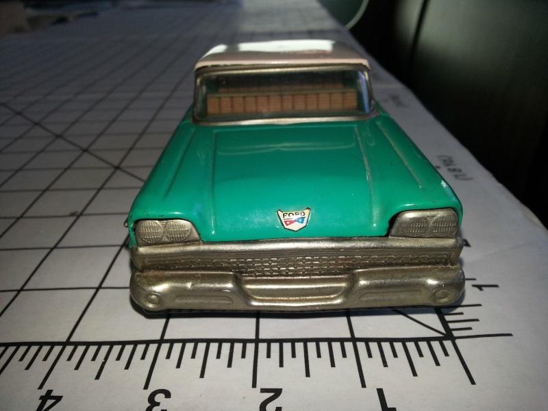us car -  tôle - Tin Toys -  1950's & 1960's - Page 3 263