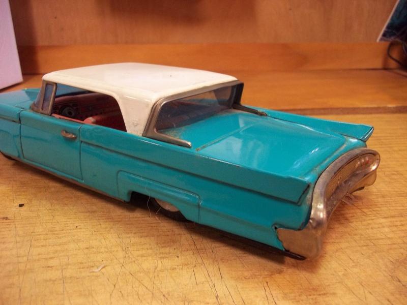 us car -  tôle - Tin Toys -  1950's & 1960's - Page 3 264