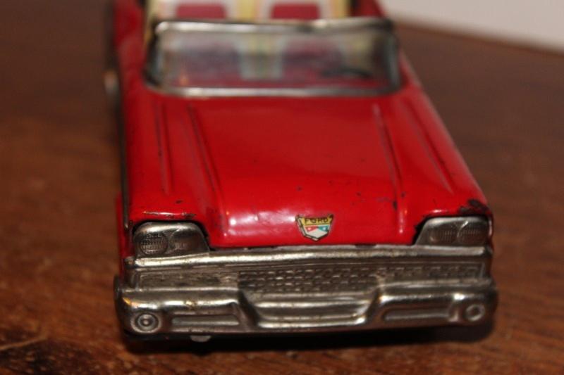 us car -  tôle - Tin Toys -  1950's & 1960's - Page 3 266