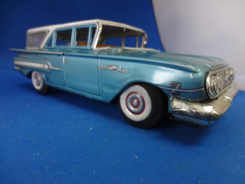 us car -  tôle - Tin Toys -  1950's & 1960's - Page 4 268