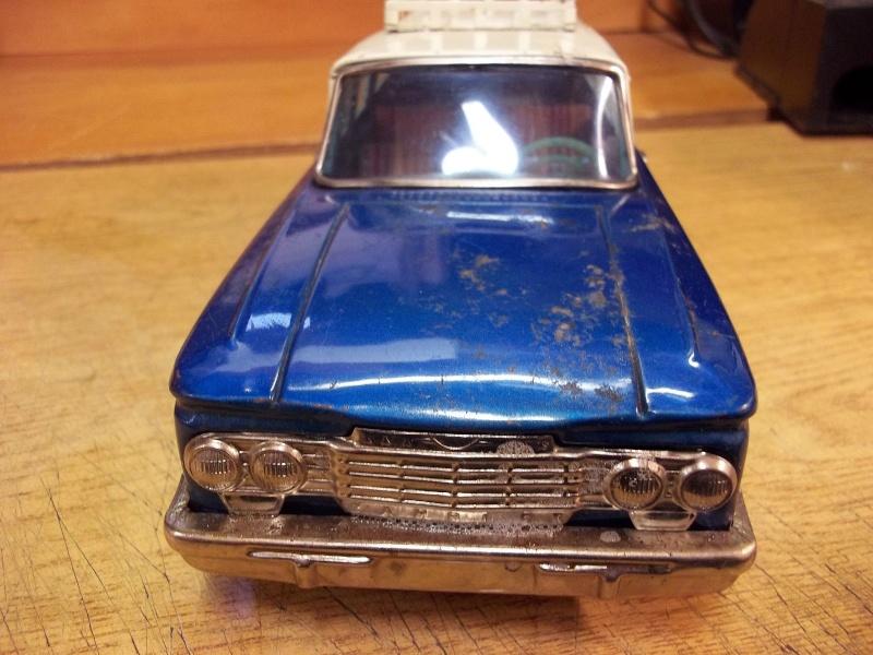 us car -  tôle - Tin Toys -  1950's & 1960's - Page 4 272