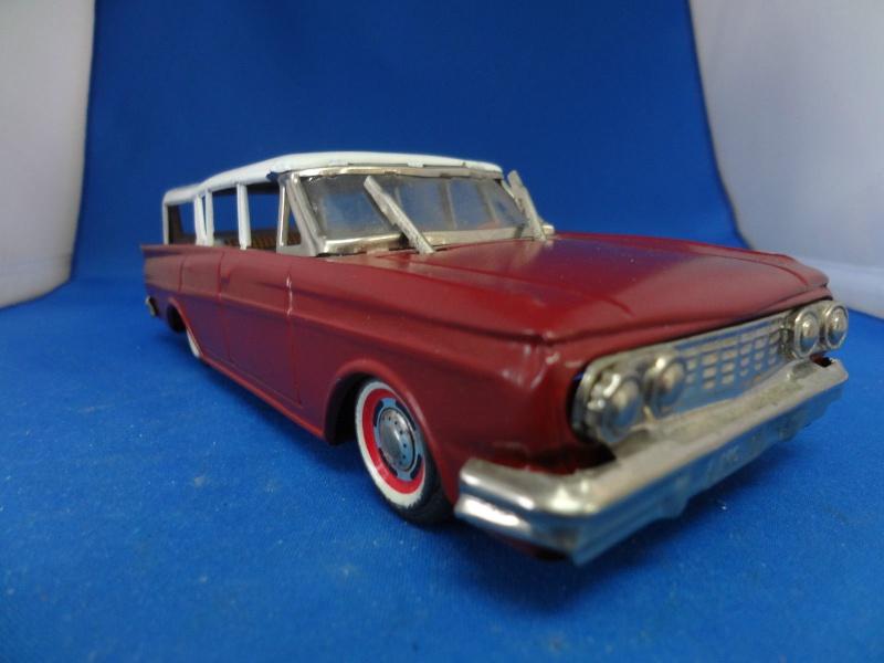 us car -  tôle - Tin Toys -  1950's & 1960's - Page 4 275
