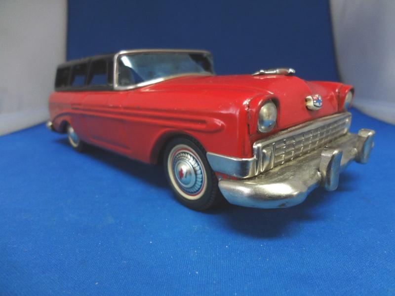 us car -  tôle - Tin Toys -  1950's & 1960's - Page 4 277