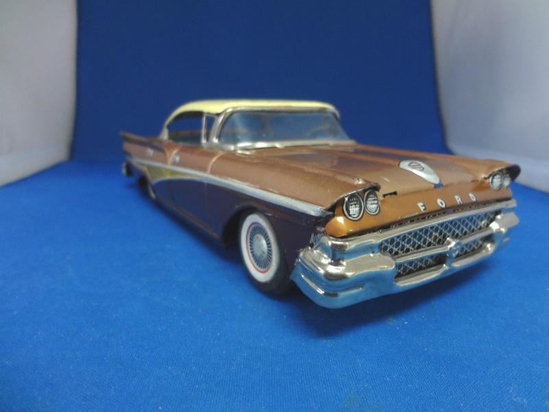 us car -  tôle - Tin Toys -  1950's & 1960's - Page 4 278