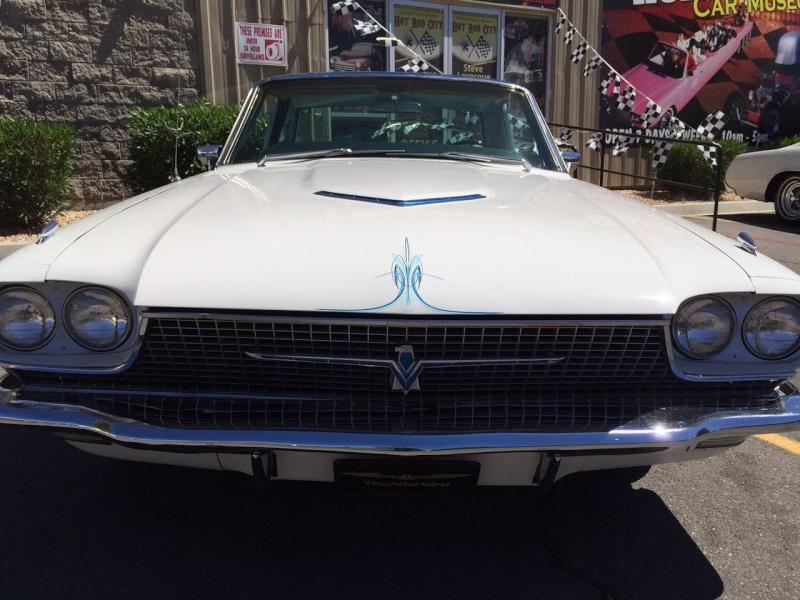 Ford Thunderbird 1964- 1966 custom & mild custom 311