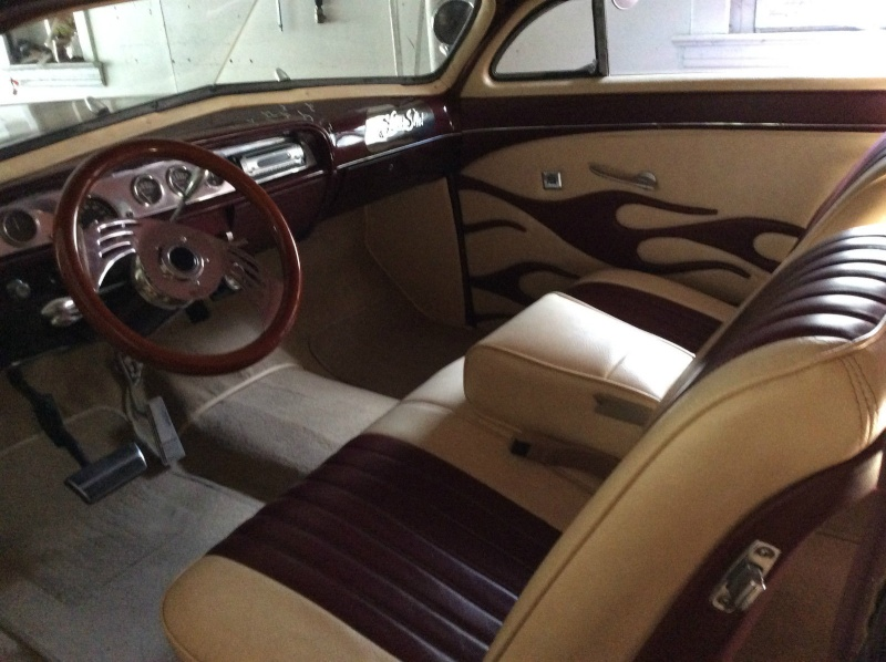 Lincoln 1949 - 1951 custom & mild custom 314