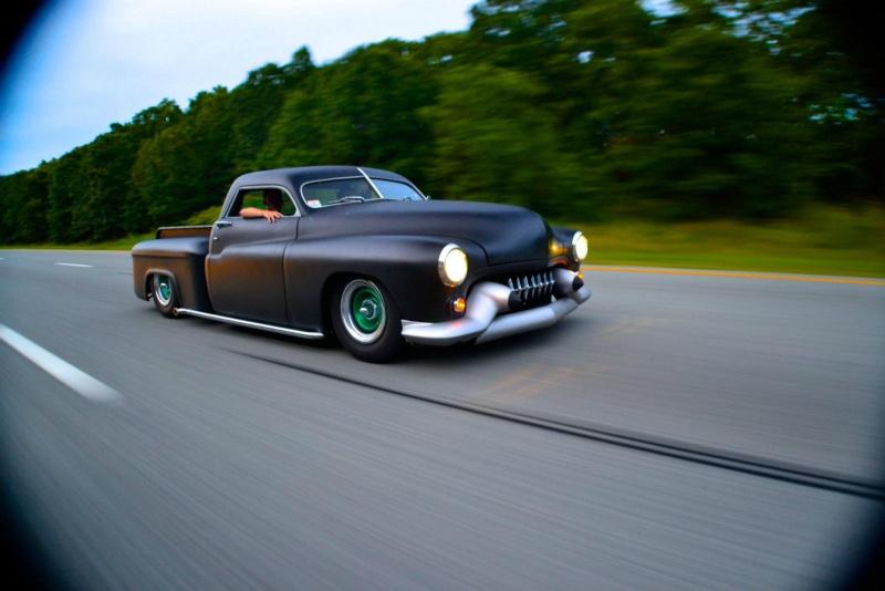 1950 Mercury pick up 315