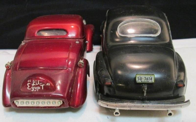 Vintage built automobile model kit survivor - Hot rod et Custom car maquettes montées anciennes - Page 3 32134810