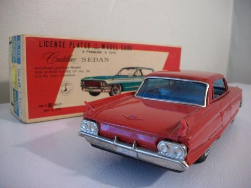 us car -  tôle - Tin Toys -  1950's & 1960's - Page 3 343