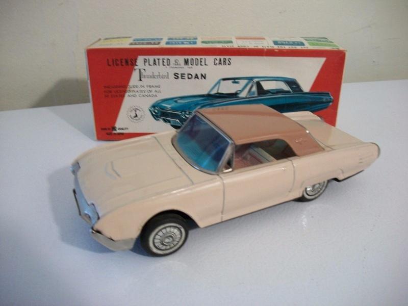 us car -  tôle - Tin Toys -  1950's & 1960's - Page 3 344