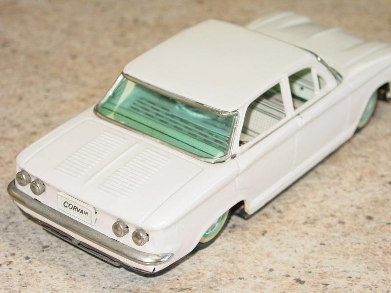 us car -  tôle - Tin Toys -  1950's & 1960's - Page 3 345